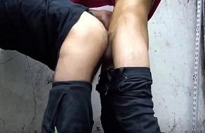 Gays en venezuela follando en un callejón
