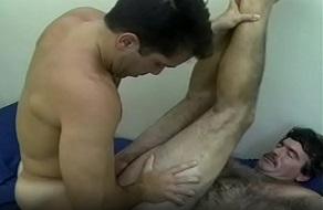 gays haciendo el amor paja con el culo